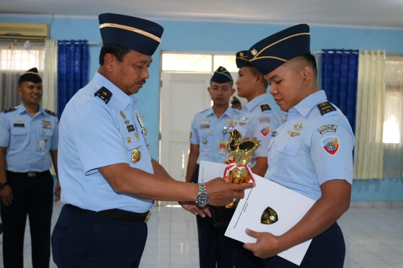 Letda Kes dr. M Fahmi Rosyidi Lulusan Terbaik KIBI PA PK Korps Kesehatan