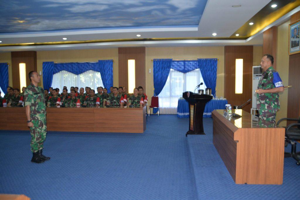 Pangkoopsau II Buka Latihan Sikatan Daya Tahun 2018