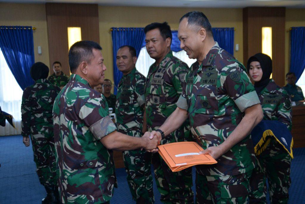 Taklimat Akhir Itjen TNI di Makoopsau II