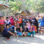 Sisir Korban Gempa, Tim TNI AU Beri Bantuan Medis