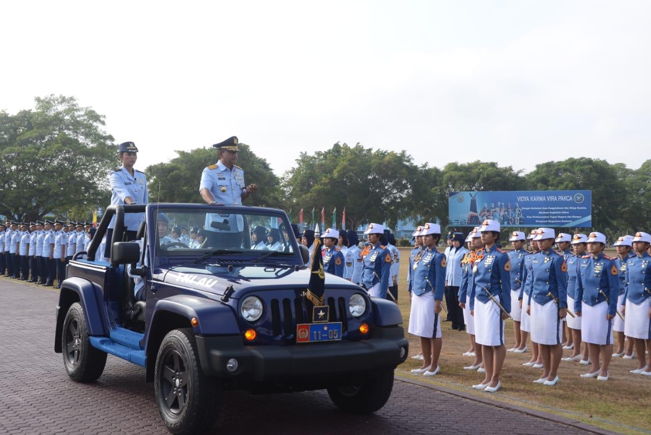 Danlanud Adisutjipto Pimpin Upacara Peringatan HUT ke-55 WARA di Yogyakarta