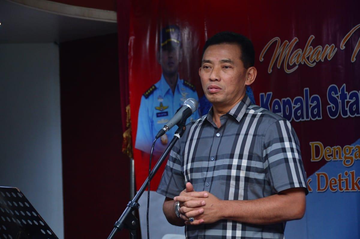 Berharap Tampil Maksimal, Kasau Beri Motivasi Tim Flypast TNI AU