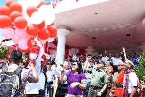 Semarak Karnaval Pembangunan di Kupang Nusa Tenggara Timur