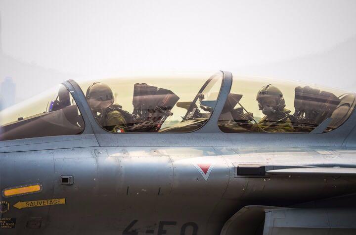 Penerbang Tempur TNI AU Jajal Kemampuan Pesawat Rafale
