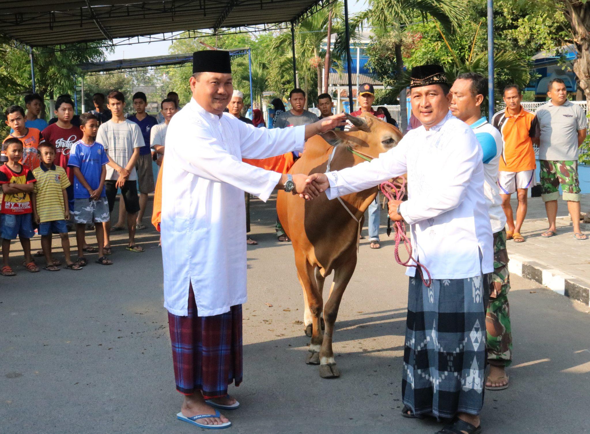 Perayaan Idul Qurban di Pusdiklathanudnas Surabaya