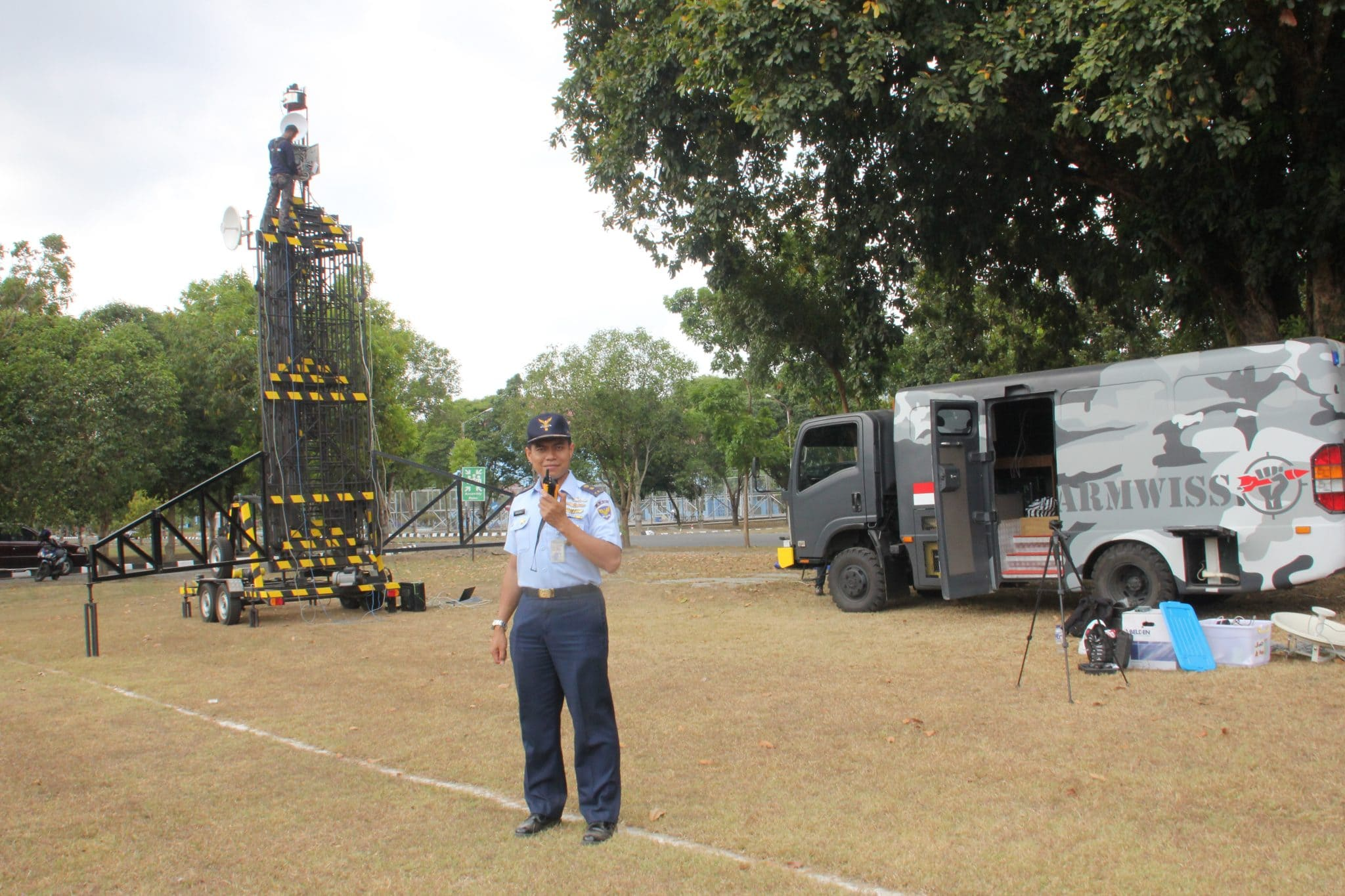 ARM WISS Hasil Riset Mayor Angkatan Udara : Ardian