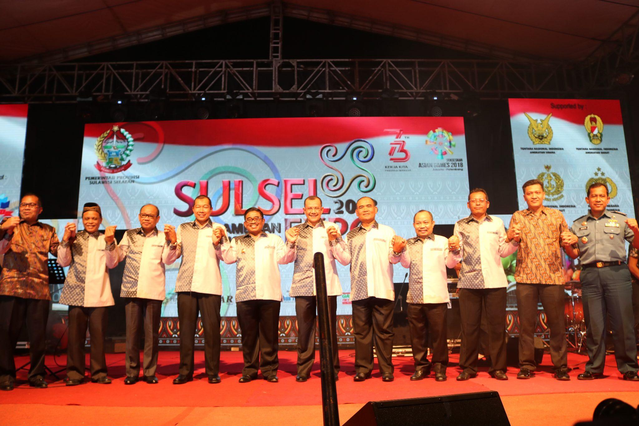 Kosekhanudnas II Ikut Andil dalam Sulsel Expo 2018