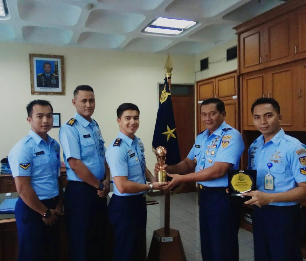 Eksistensi Tim Basket Putra TNI AU