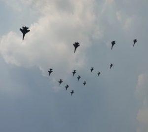 17 Pesawat Tempur TNI AU Akan Meriahkan HUT Ke-73 RI