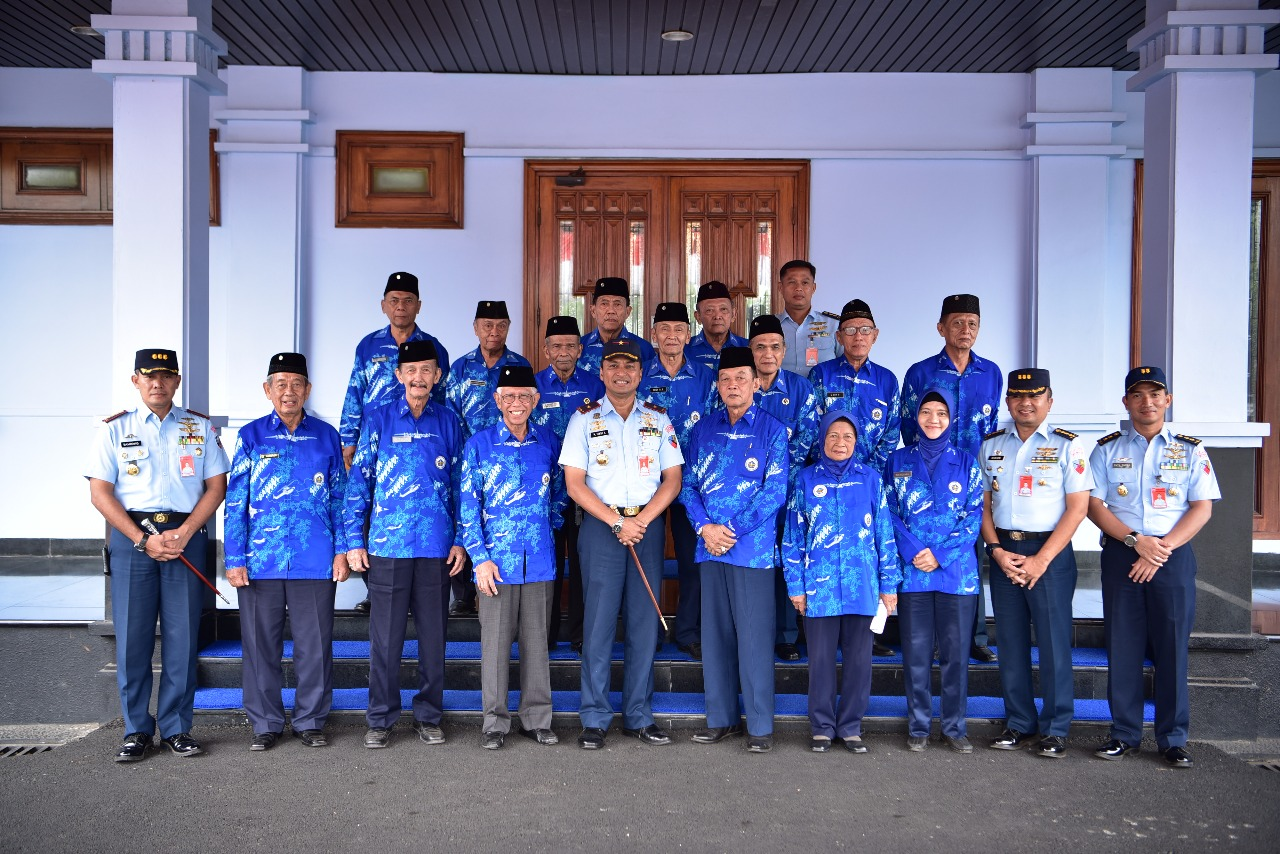 PPAU Jakarta Kunjungi Lanud Halim Perdanakusuma