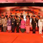 Kasau Dianugerahi Bintang Bhayangkara Utama