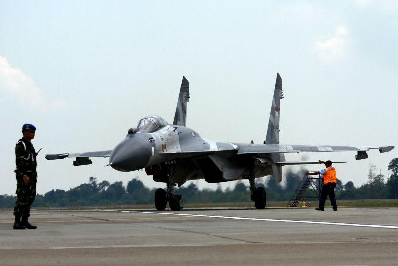 Siap Terima Sukhoi SU-35, Senin Lanud Iwj Buka Kursus Intensif Bahasa Asing (KIBA) Rusia