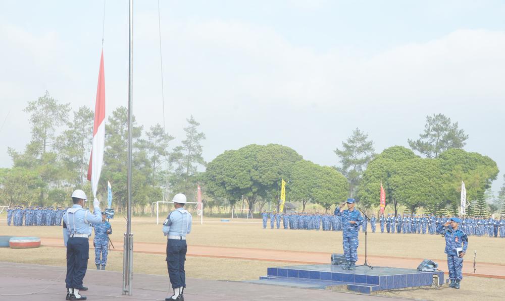 Upacara Bendera 17-an, Selain Merupakan Nilai-Nilai Luhur Kejuangan Para Founding Father Bangsa, Juga Sebagai Media Informasi