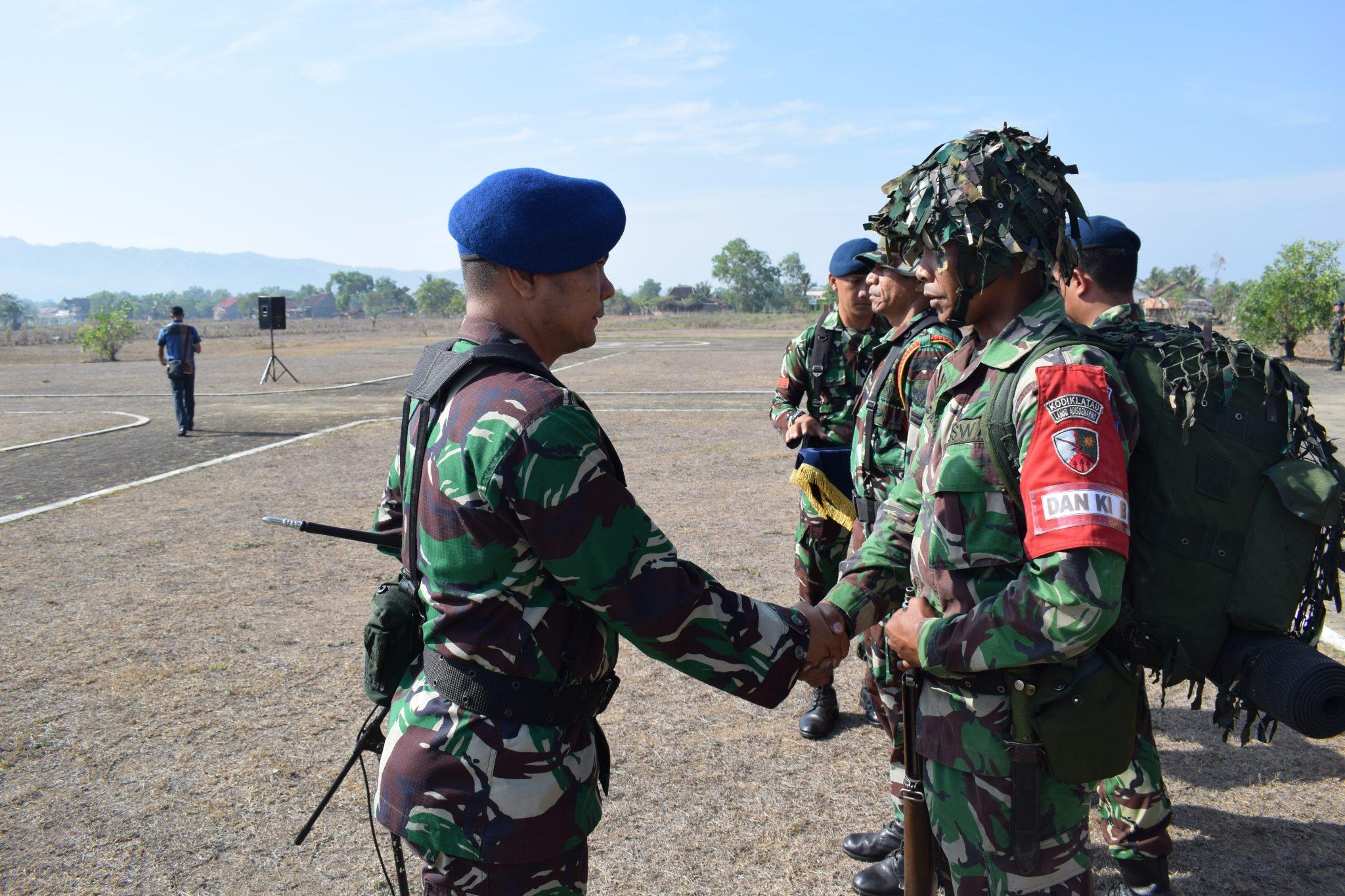Danskadik 403 Lanud Adi Soemarmo Tutup Latganda Setukba TNI AU A-34