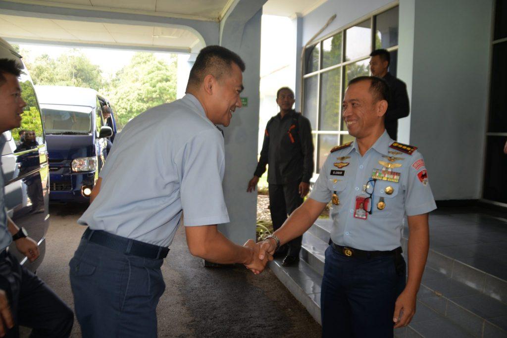 Tentera Udara Diraja Malaysia Datangi Lanud Atang Sendjaja
