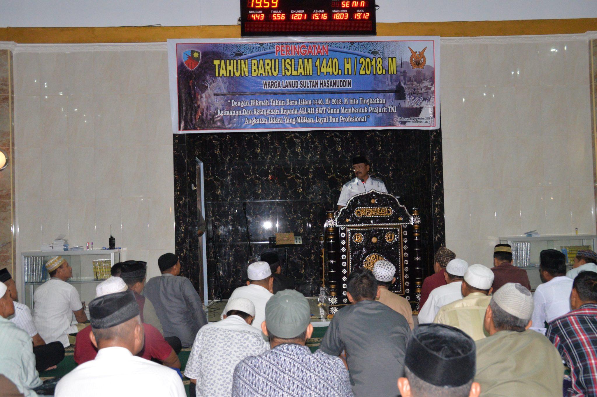 Tahun Baru Islam 1440 Hijriyah Proses Perenungan Diri