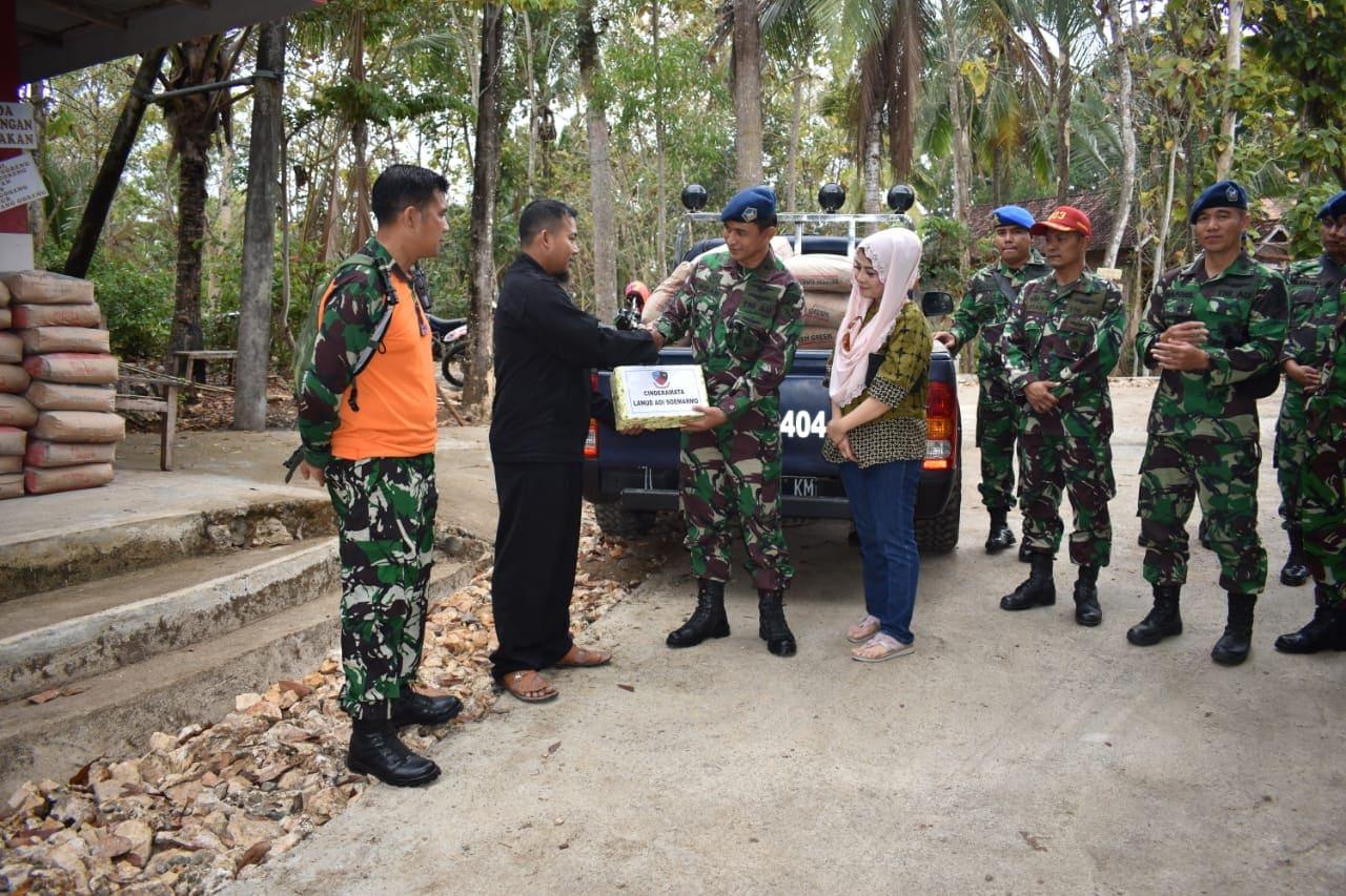 Danlanud Adi Soemarmo Tinjau Latihan Olah Yuda Prasis Semata TNI AU A-75
