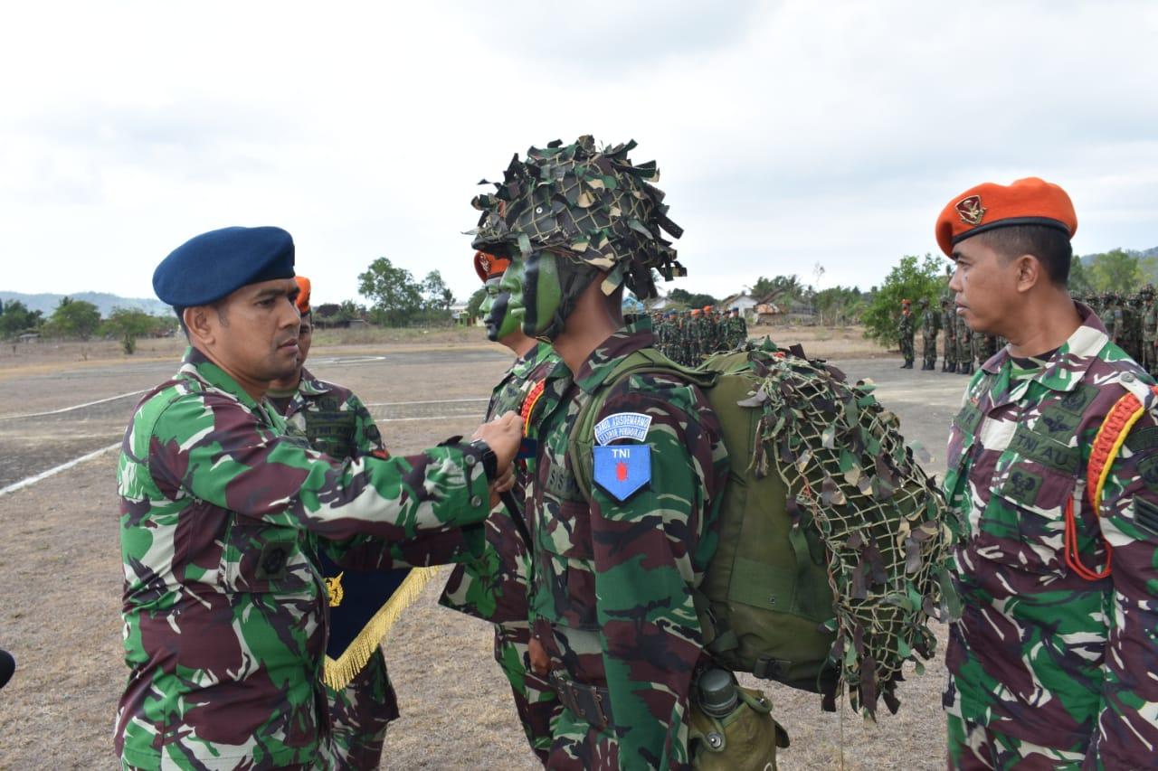 Danskadik 404 Lanud Smo Tutup Latihan Olah Yuda Prasis Semata TNI AU A-75