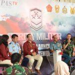 "Launching ""Cerita Militer"" Kompas TV, Kadispenau: Banyak Sisi Unik TNI yang Layak Diketahui Publik (Copy)"