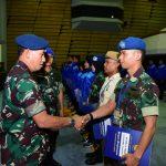 Piala Panglima TNI dan MTQ TNI 2018 Kasau Bangga Atas Prestasi Kontingen TNI AU