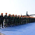 Bantu Gempa Palu, TNI AU Kirim 100 Prajurit Paskhas