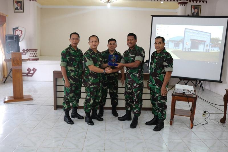 Lanud Pangeran M Bun Yamin Kedatangan Tim Safari Spersau