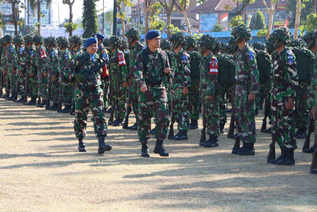 Danlanud Adi Soemarmo Buka Latganda Setukba TNI AU Angkatan Ke-34