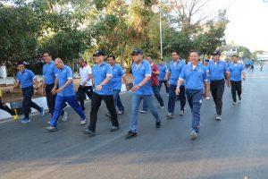 Danlanud El Tari Menghadiri Acara KICK OF Gerbang Pembayaran Nasional (GPN) Provinsi NTT