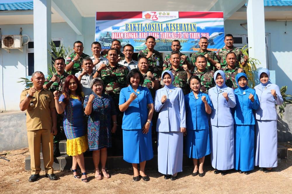 Tentara Nasional Indonesia Peduli Masyarakat