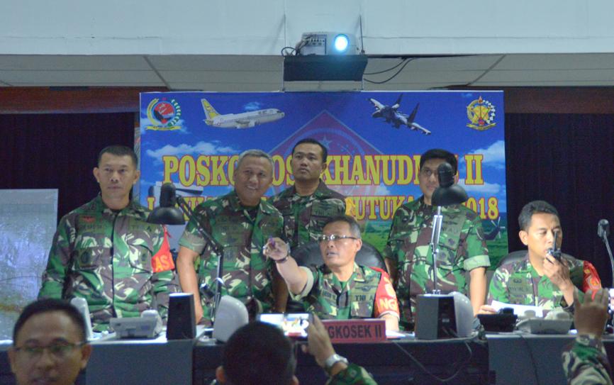 Kosekhanudnas II Laksanakan Latihan Tutuka TA. 2018
