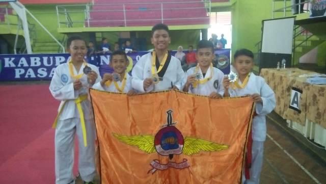 Atlet Taekwondo Rsn Ikuti Equator Taekwondo Championship 2018