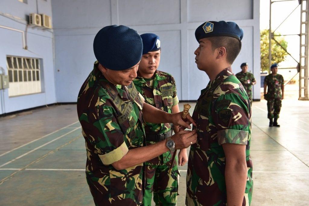 Komandan Lanud Halim Perdanakusuma Buka Pendidikan Transisi Penerbang