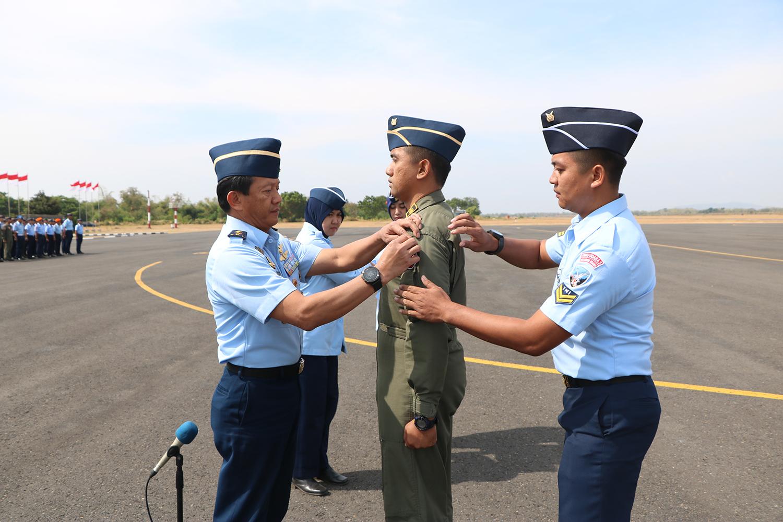 Asops Kasau tutup Mission Commander Course di Lanud Iswahjudi