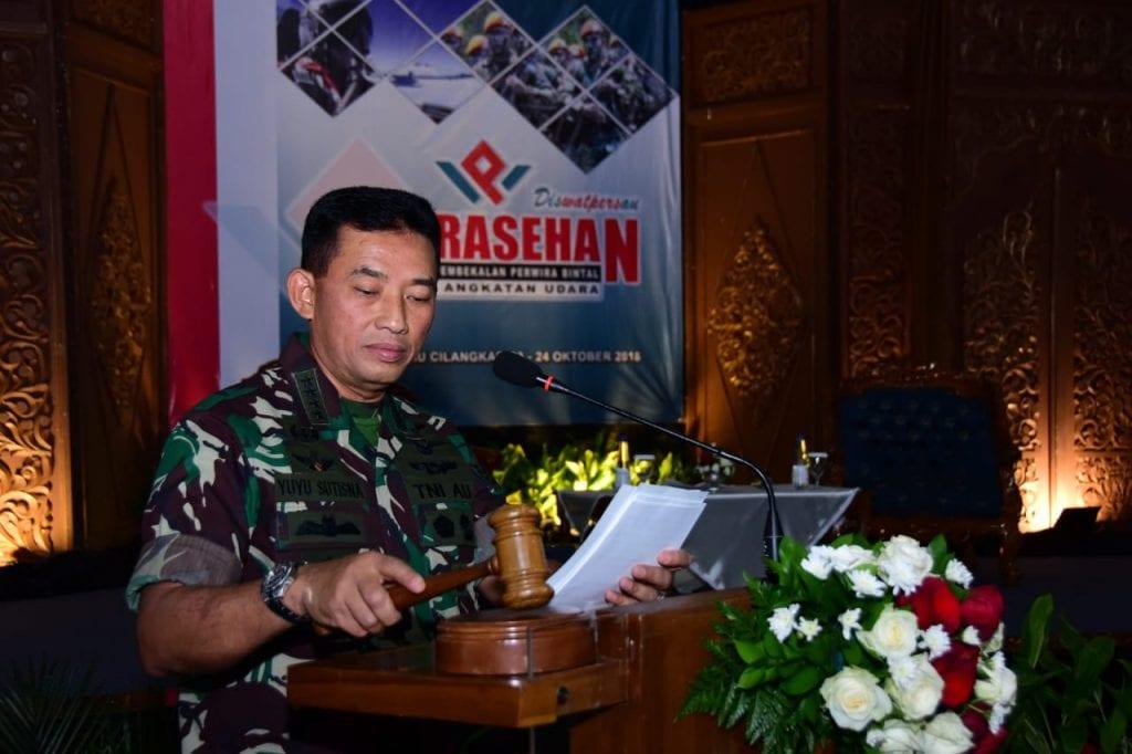 Kasau: TNI AU Harus Jadi Garda Terdepan dan Benteng Terakhir Tegaknya NKRI