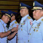 Kasau Lantik Lima Pejabat Teras TNI AU