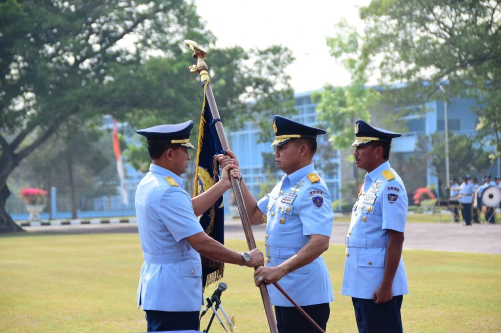 Sertijab Gubernur AAU Kasau: AAU Merupakan Pintu Gerbang Keberhasilan Pelaksanaan Tugas TNI AU