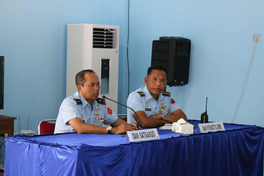 Satgasud TNI AU Terus Konsolidasikan Penanganan Bencana Alam Palu Donggala