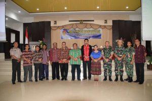 Pertemuan Bakohumas Lingkup Pemerintah Provinsi NTT