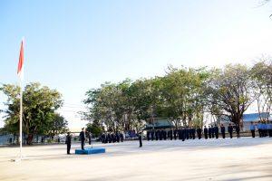 Lanud El Tari Laksanakan Upacara Hari Kesaktian Pancasila