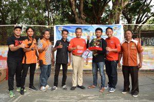 Kontes Kicau Burung dalam Danlanud El Tari Cup 2018