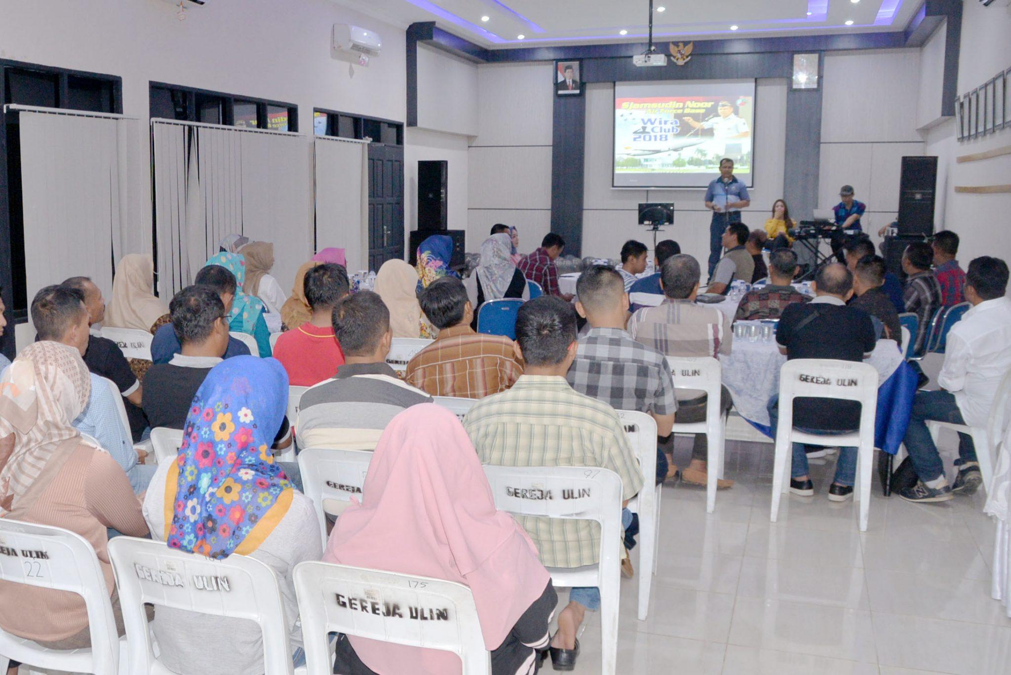 Wira Club lanud Sjamsudin Noor
