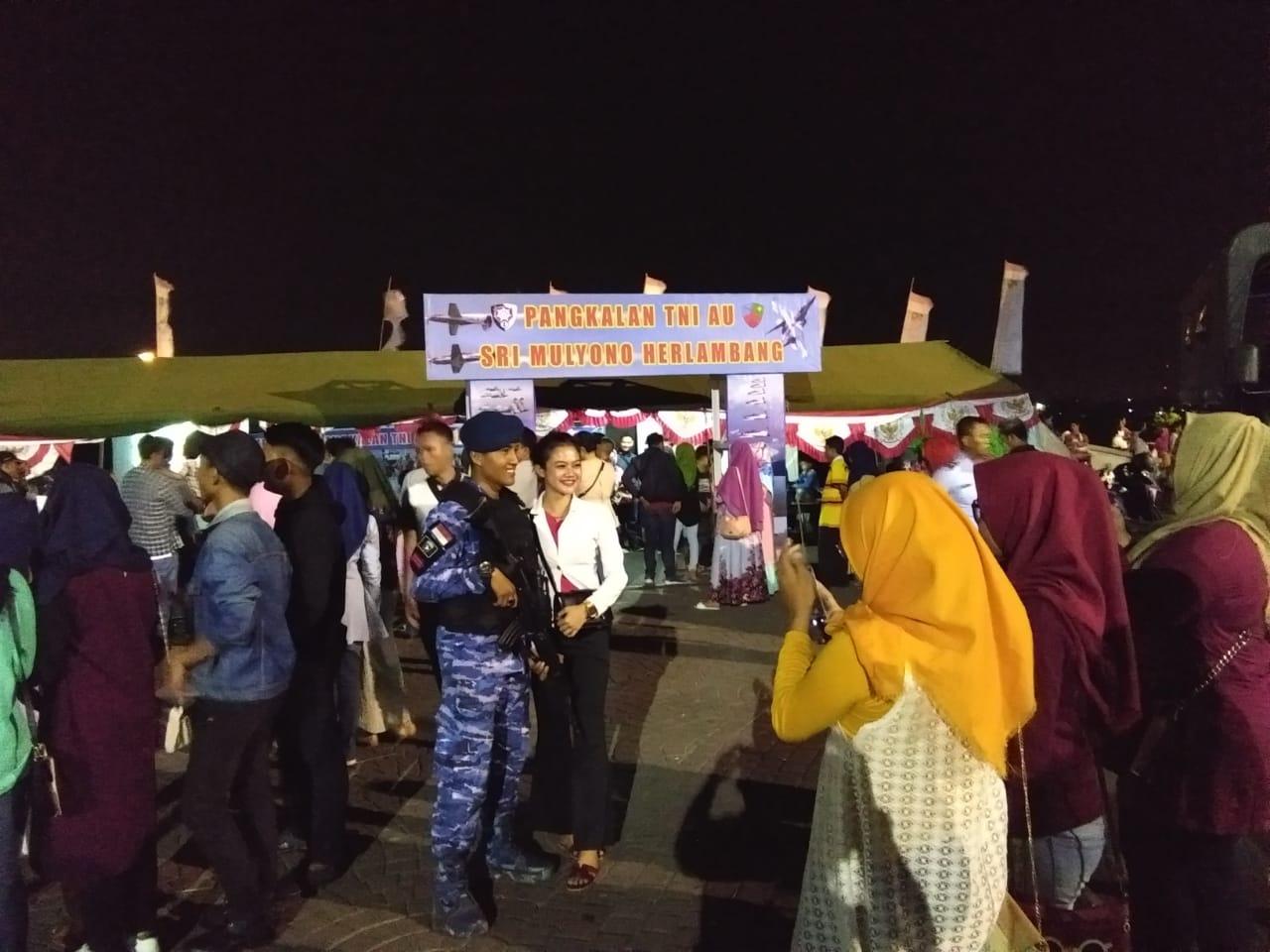 Pameran Alutsista TNI, Ajak Generasi Muda Akan Cinta Kedirgantaraan