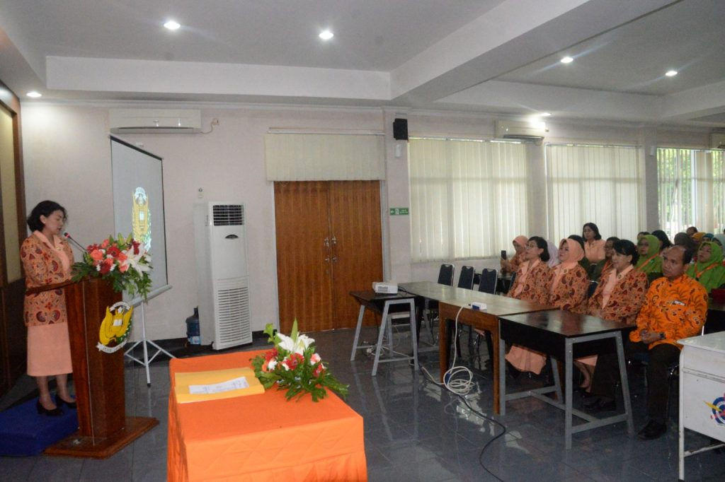 Workshop Yasarini Di Lanud Atang Sendjaja Di Tutup