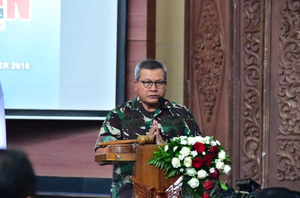 Pembinaan Mental yang Tangguh, Perkokoh Jati Diri Prajurit TNI AU