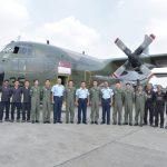 Kasau Apresiasi Peran RSAF Bantu Korban Gempa Sulteng