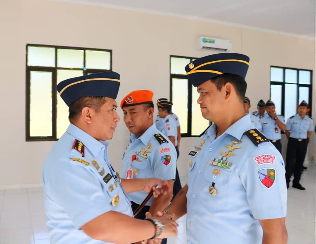 Jabatan Kadisops Lanud Pattimura Diserahterimakan
