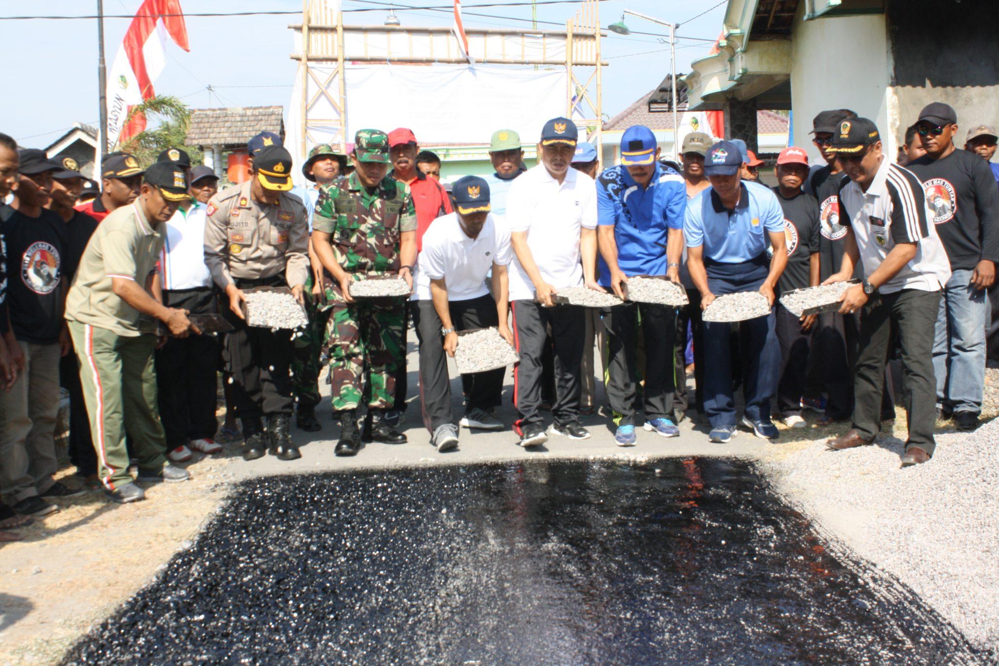 BST Sarana Jalin Keakraban Birokrat Dengan Rakyat Kabupaten Madiun