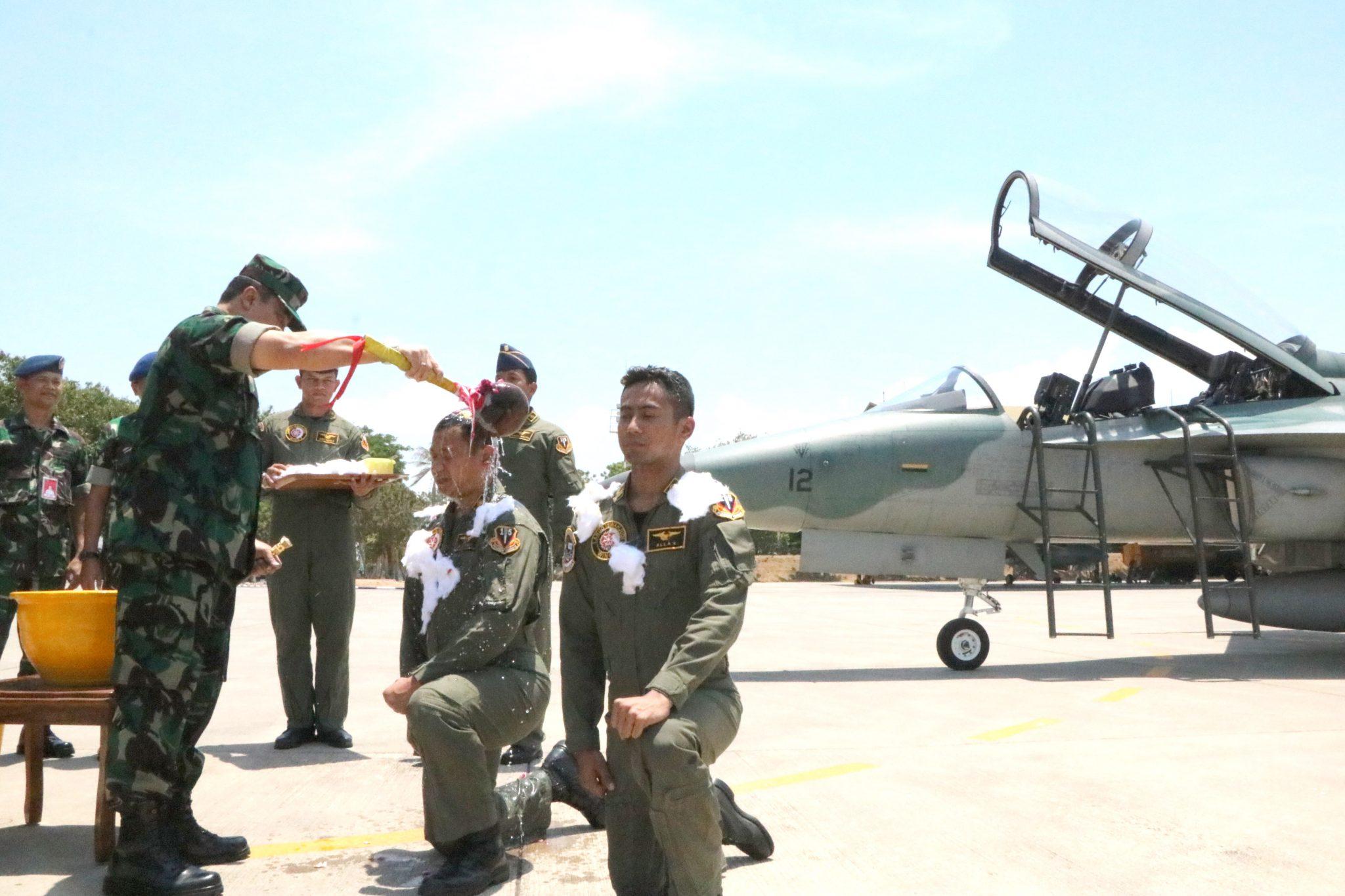 Skadron Udara 15 Lahirkan 2 Penerbang Tempur, Pesawat T-50i Golden Eagle