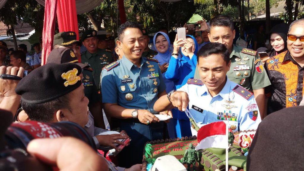 Danlanud Abd Saleh Resmi Buka, Pameran Alutsista TNI se-Malang Raya