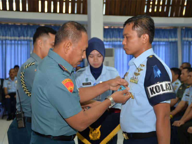 Dansesko TNI Buka Geladi Posko PKB Opsgab Wira Siaga 38